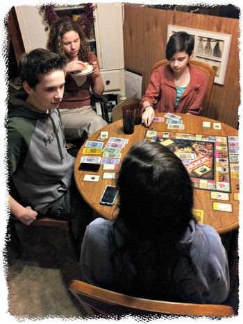 Monopoly World of Warcraft style