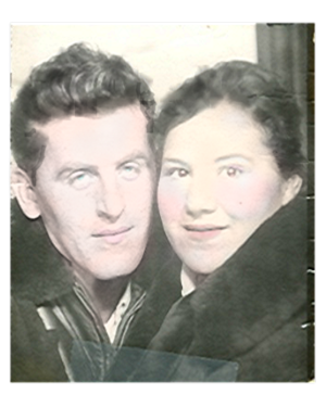 Apy and Anyu 1963