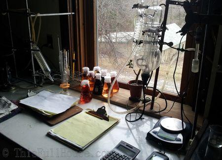 Wine maker's lab 2!