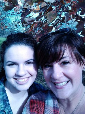Holly and Mom 11-12-12