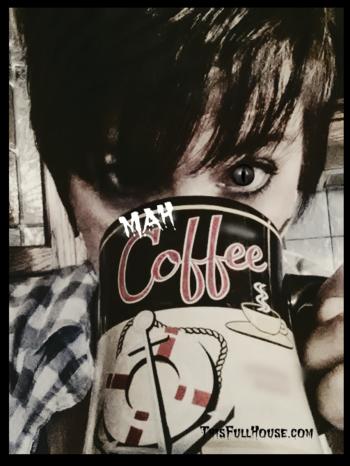 Liz's Cawfee #FoamAtHome