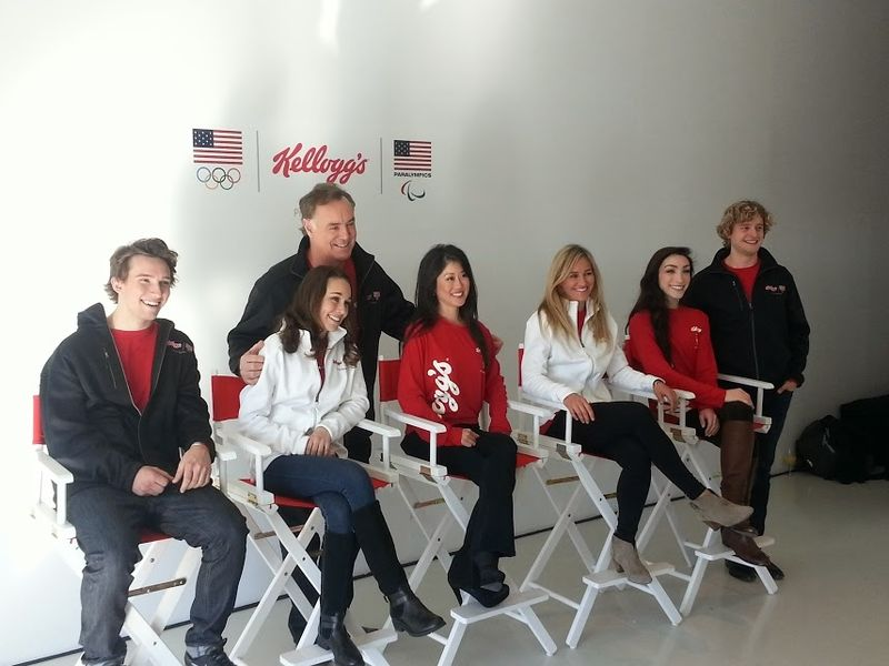 #TeamKellogg's Athletes
