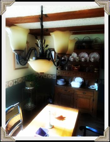 Dining Room Chandalier