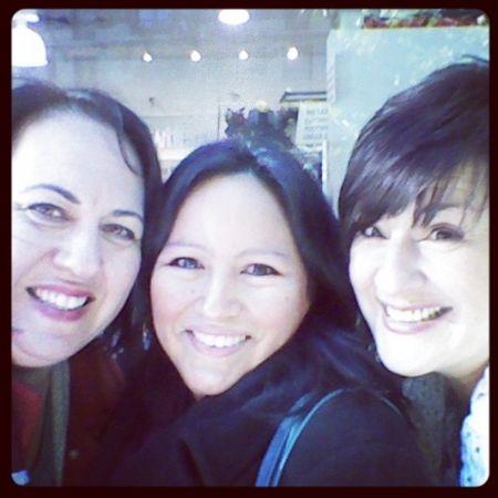 Melisa, Patty and Me