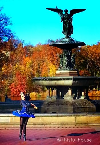 Central Park Tiny Dancer