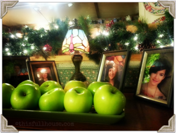Decking the halls with kids 2013