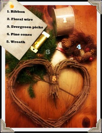 Holiday Hostess Gift Materials
