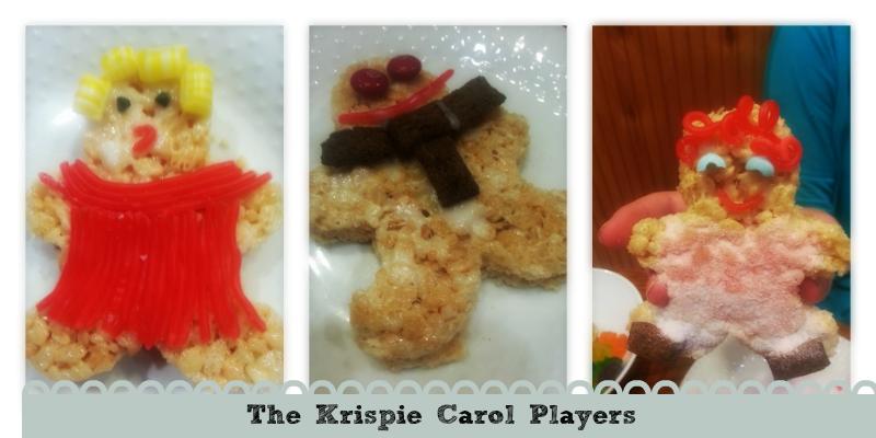 Krispie Carol Players