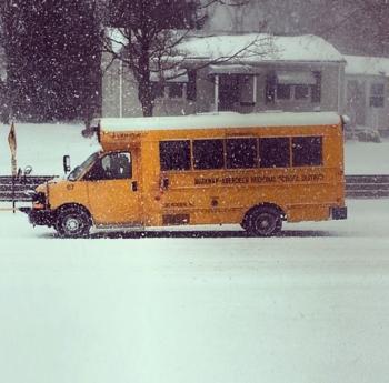 School bus #Janus