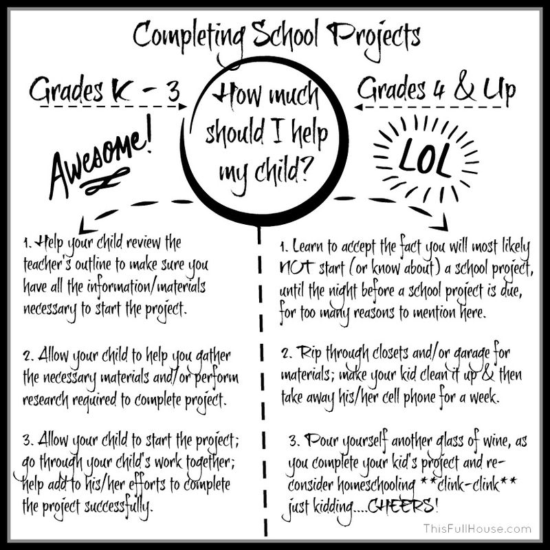 School Project Infographic Edited