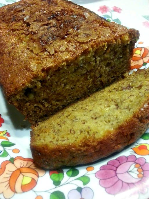 Best Danged Banana Bread EVUH!