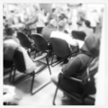 Standing room, in the waiting room, only