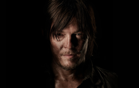 Daryl Dixon of Walking Dead, YUM!