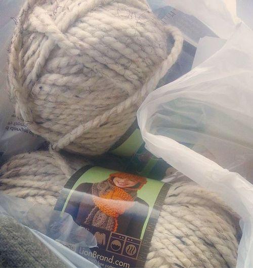 Yarn therapy