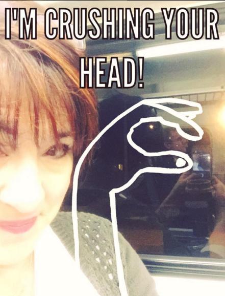 Crushing Your Head