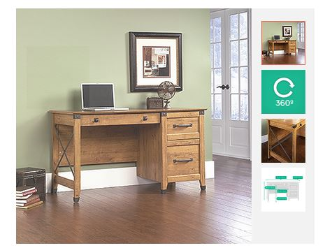 Sauder challenge registry row desk