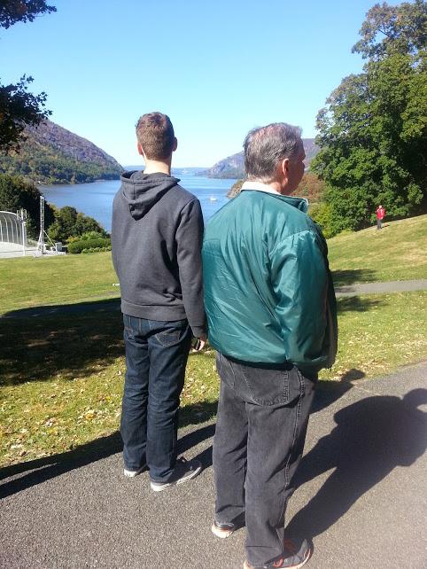 Glen and Garth NHRN at West Point