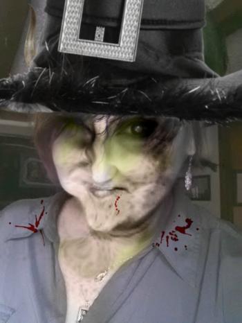 Liz like me new hat