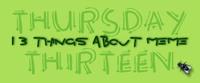 Thursdaythirteengreen